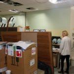 Stanowisko RTG w Wielkopolskim Centrum Onkologii