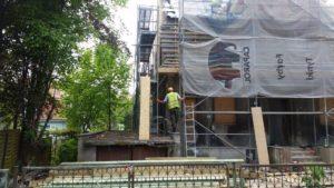 Poznań, ul. Mazowiecka 23: kompleksowa renowacja willi na Sołaczu