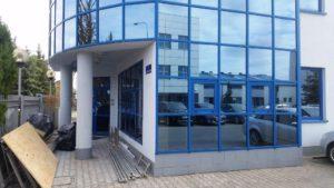 Centrala firmy Pepco w Polsce - Poznań, ul. Strzeszyńska 73A